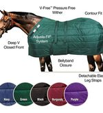 obrázek: Adjusta-Fit® Dura-Nylon® GUARDIAN Bellyband Blanket - Midweight