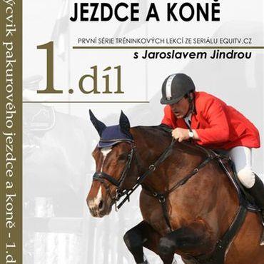 obrázek: DVD - Výcvik parkurového koně a jezdce