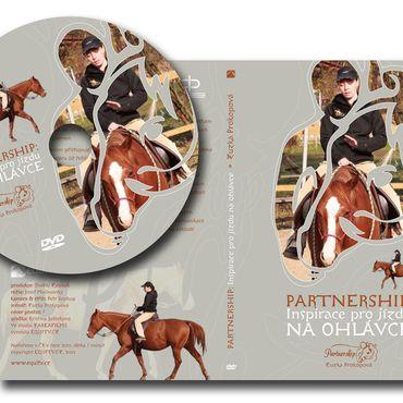 obrázek: DVD - Zuzka Prokopová: Partnership: Inspirace pro jízdu na ohlávce