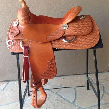 obrázek: Bob´s Custom Saddle (B12-1186)