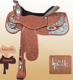 "obrázek: Billy Royal® Sun Country Show Saddle 16"" FQH Bars"