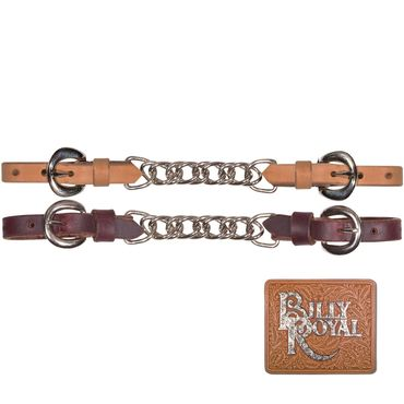 obrázek: Billy Royal® Harness Leather Curb Chain