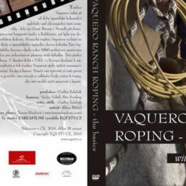 obrázek: DVD - Základy Vaquero Ranch Roping