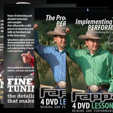 obrázek: DVD - Reining with Andrea Fappani