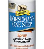 obrázek: Absorbine Horseman's One Step Spray Leather Cleaner&Conditioner