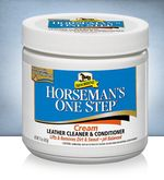 obrázek: Absorbine Horseman's One Step® Cream Leather Cleaner & Conditioner