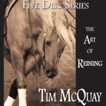 obrázek: DVD - Reining with Tim McQuay